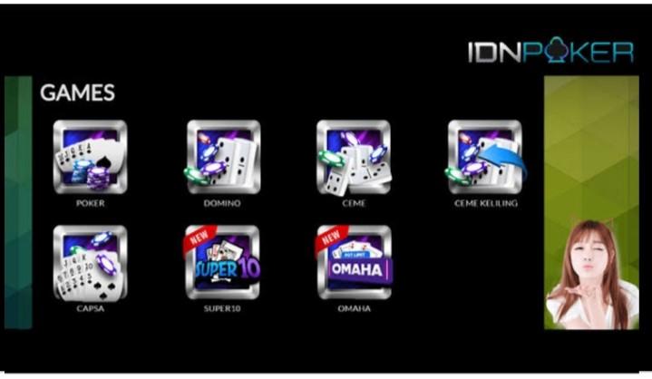 Informasi Terkait dengan Judi IDN poker Online